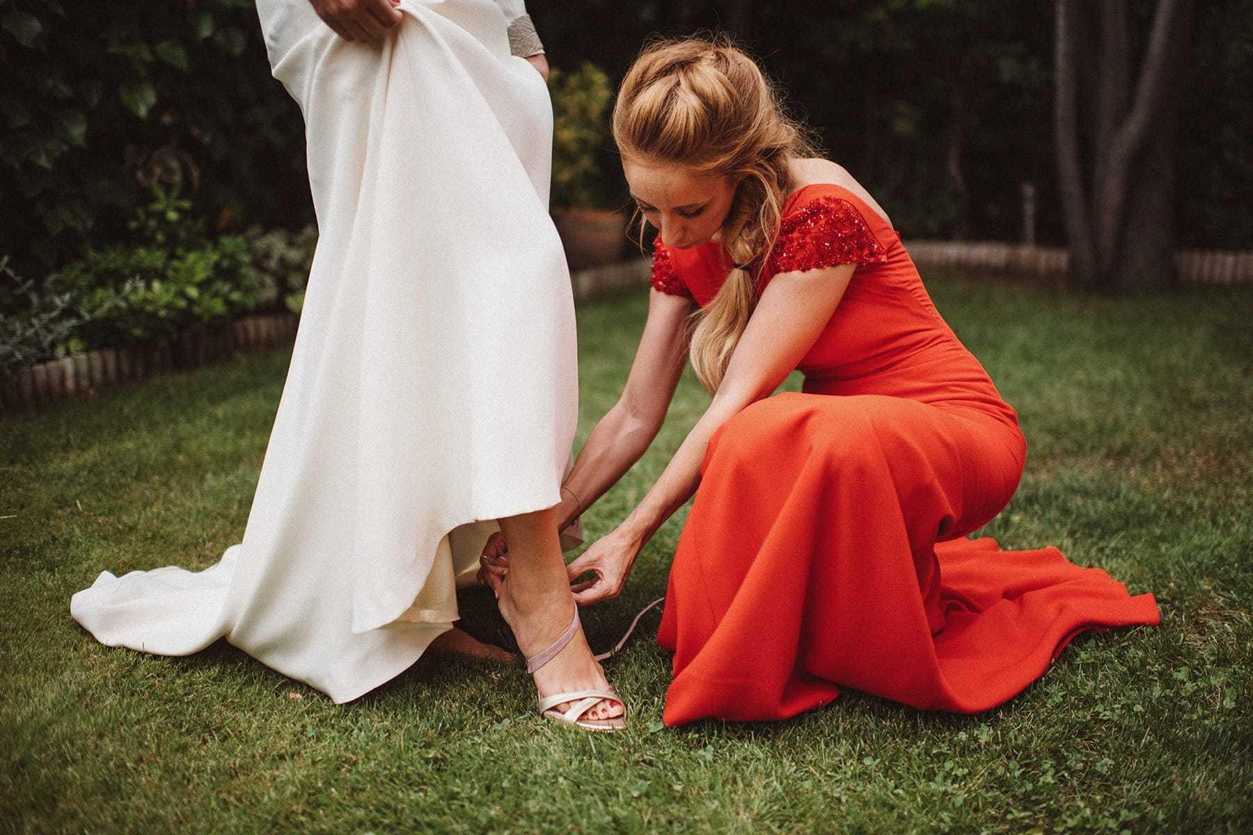 Zapatos de Kely&Salo