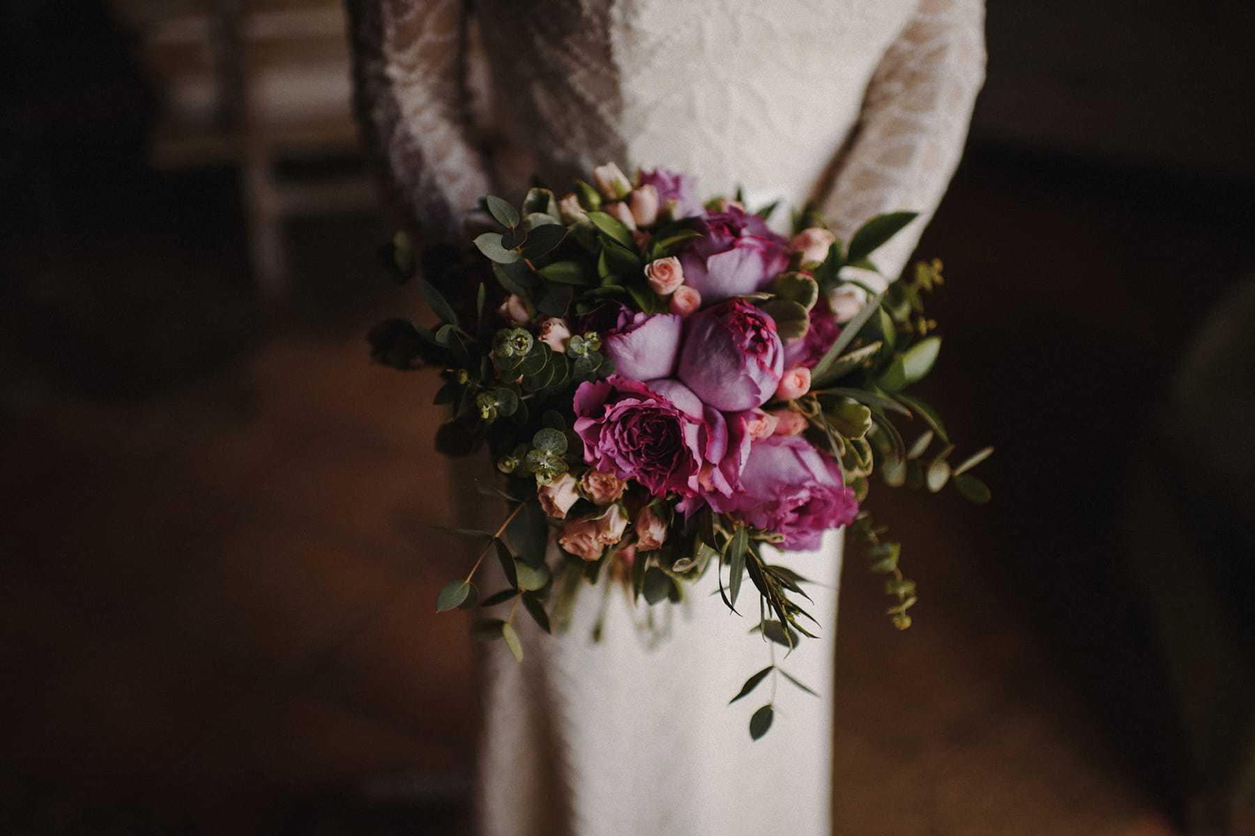 Espectacular ramo de novia