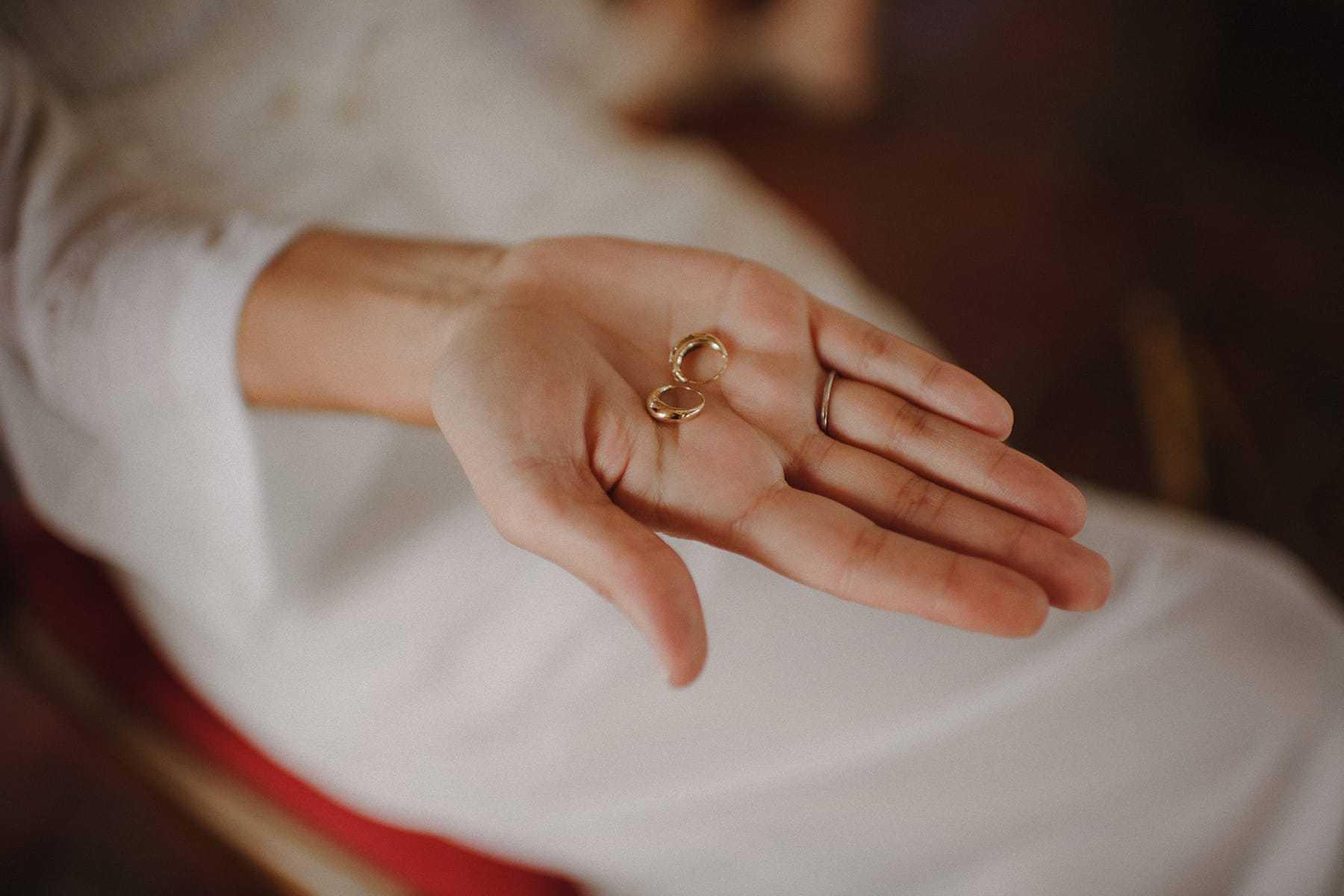 Pendientes de boda