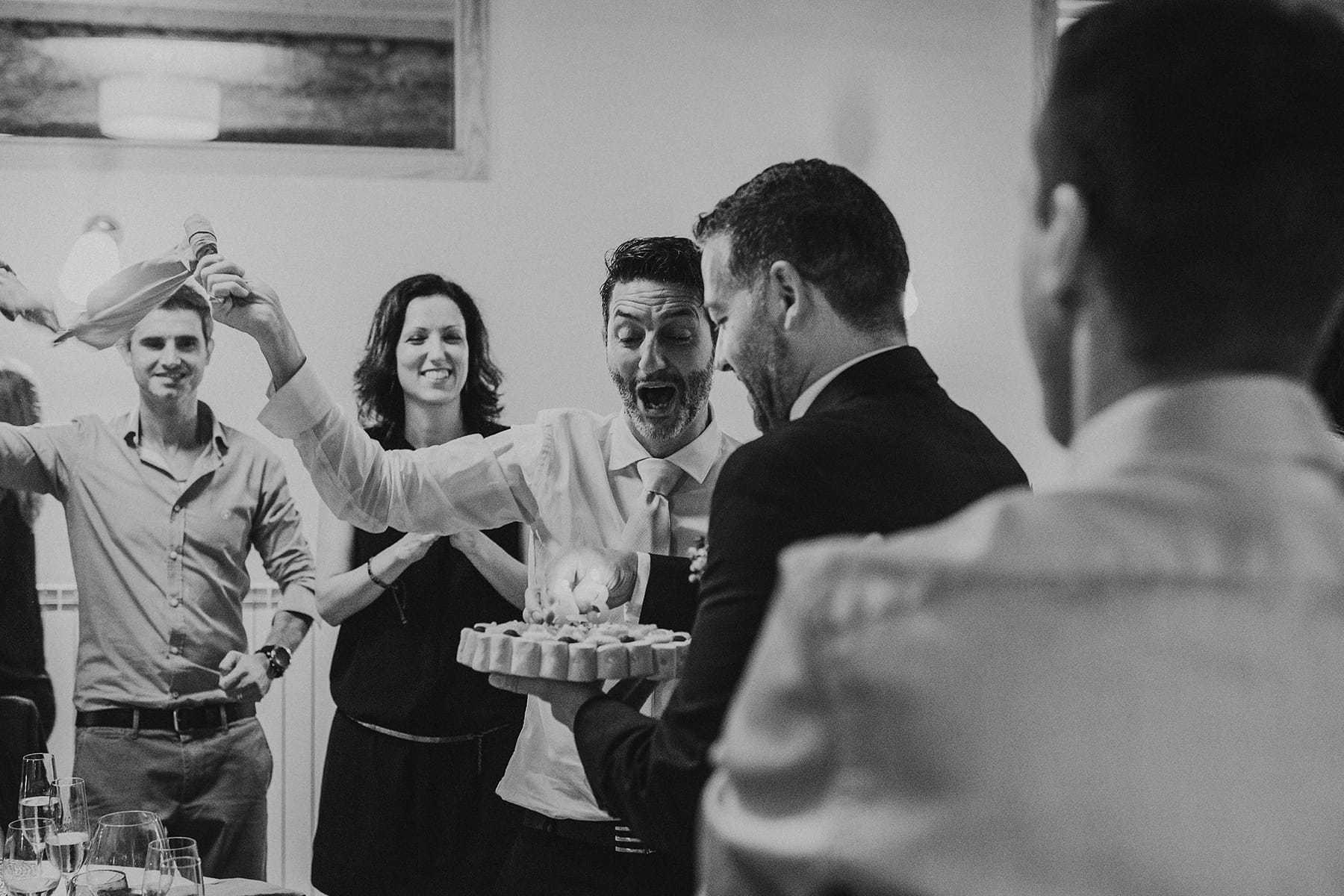 Cumpleaños de boda