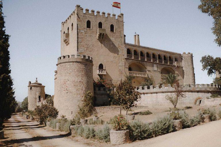 Castillo de Piedrabuena