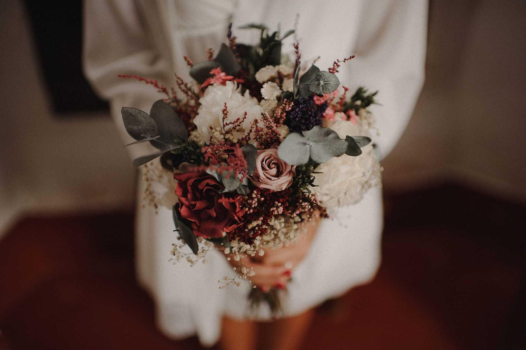 Ramo de flores de Flores en el Columpio