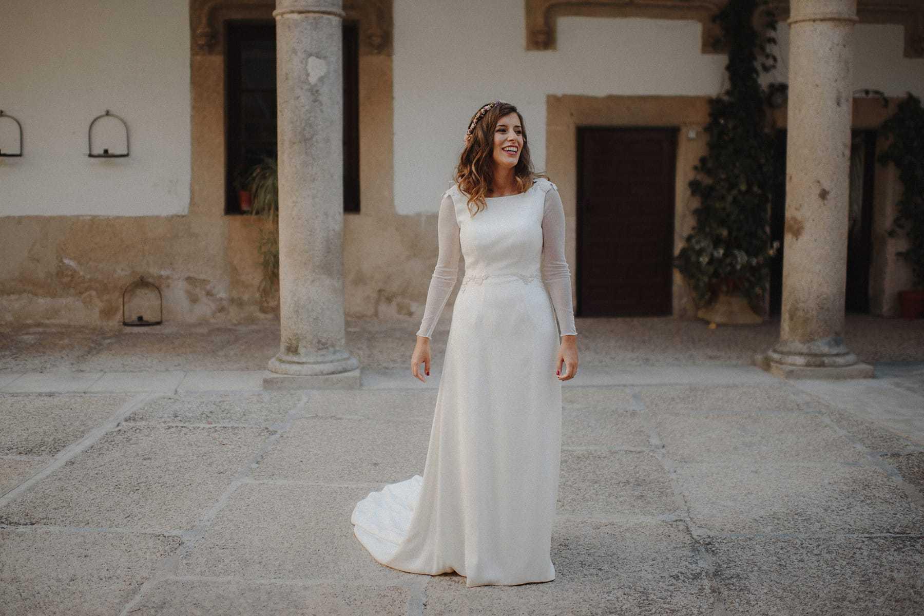 Vestido de Paredero Quirós