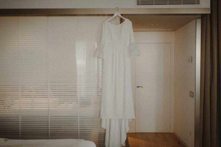 Vestido de Novia de David Christian
