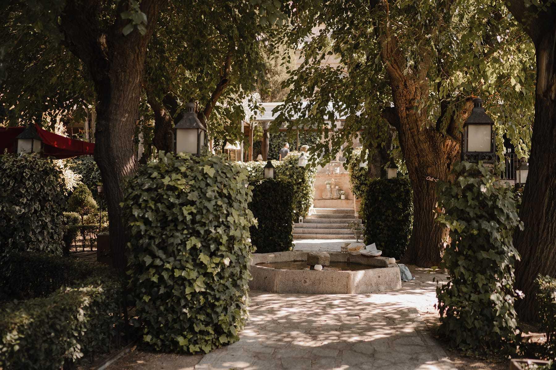 Jardines de la Hacienda del Cardenal