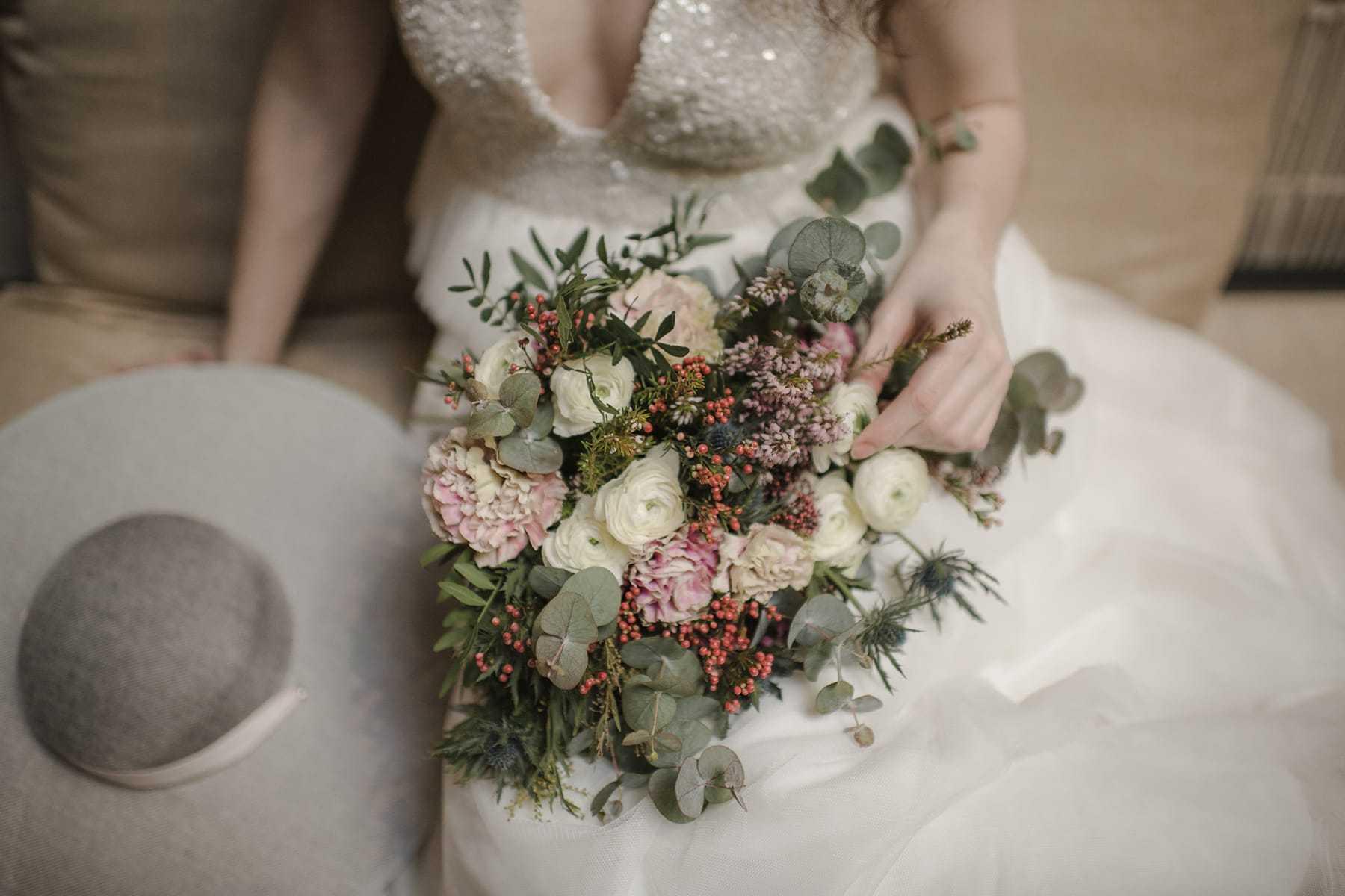 Ramo de novia de Mar de Flores